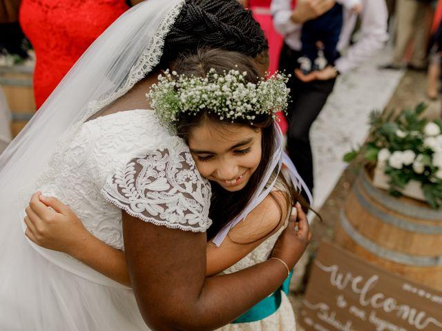 O casamento de Sebastian e Regina em Bucelas, Loures 28