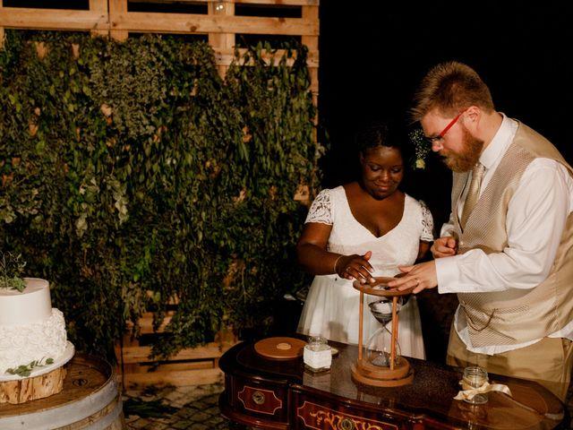 O casamento de Sebastian e Regina em Bucelas, Loures 45