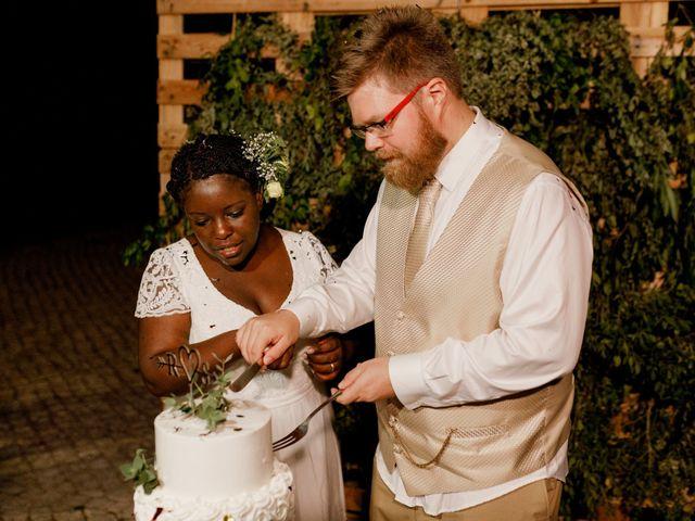 O casamento de Sebastian e Regina em Bucelas, Loures 47