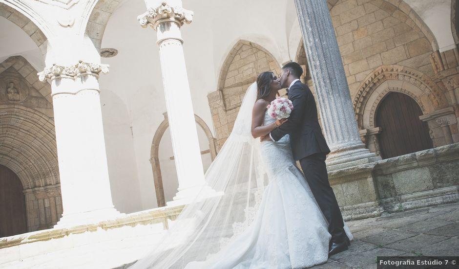 O casamento de André e Jennifer em Viseu, Viseu (Concelho)