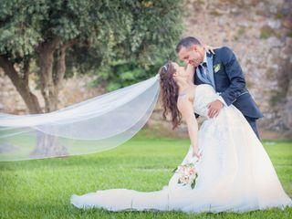 O casamento de Ângela e Samuel