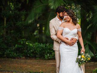 O casamento de Carolina e José