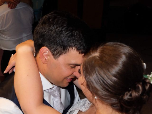 O casamento de Concepcion e Leandro