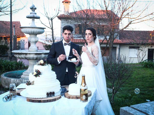 O casamento de Luís e Joana em Couto de Cima, Viseu (Concelho) 91