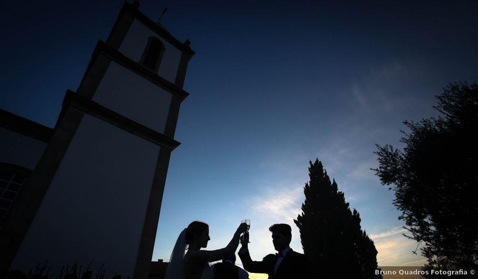 O casamento de Luís e Joana em Couto de Cima, Viseu (Concelho)
