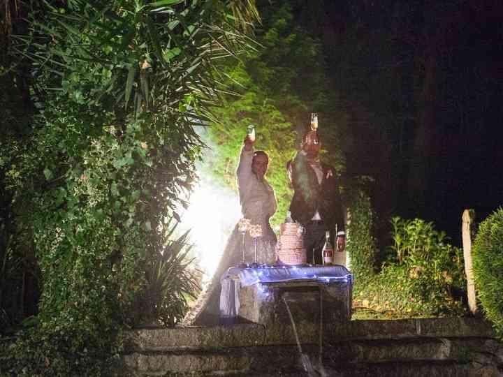 O casamento de Luís e Dulce