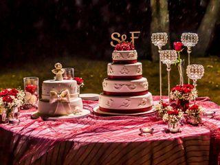 O casamento de Sandra e Fábio 2