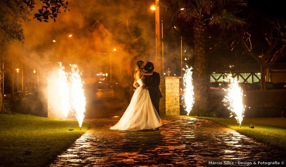 O casamento de Fábio e Sandra em Porto de Mós, Porto de Mós