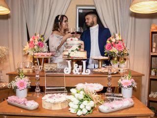 O casamento de Larissa e Juliano