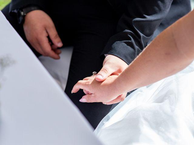 O casamento de Fábio e Carla em Fernão Ferro, Seixal 7