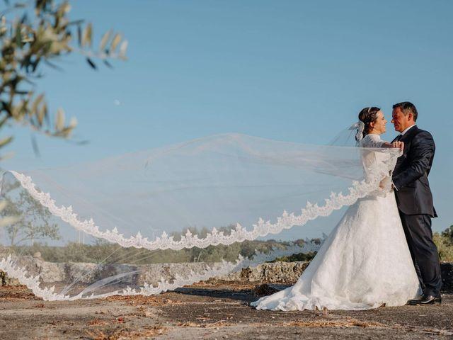 O casamento de Filipe  e Margarida  em Santarém, Santarém (Concelho) 1