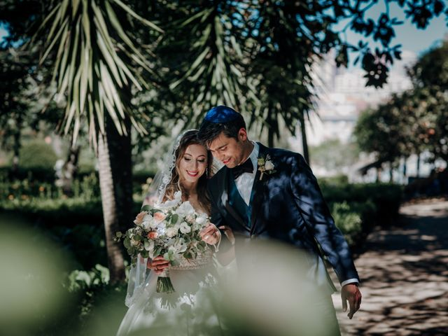 O casamento de Haley e Waqas