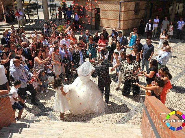 O casamento de Sérgio e Cláudia em Portela, Loures 4