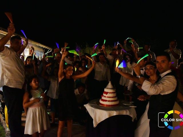 O casamento de Sérgio e Cláudia em Portela, Loures 15