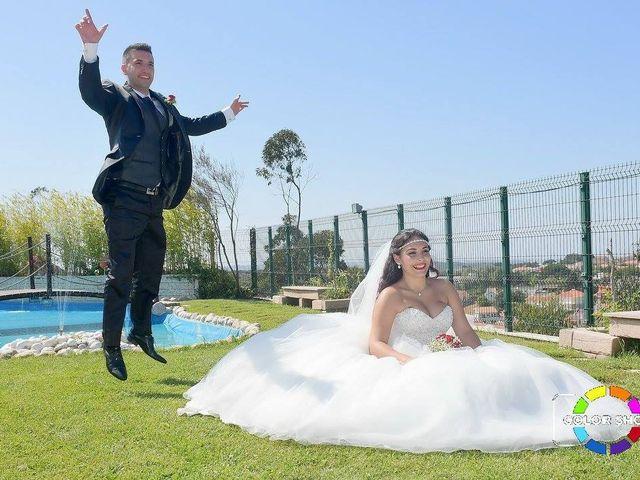 O casamento de Sérgio e Cláudia em Portela, Loures 25