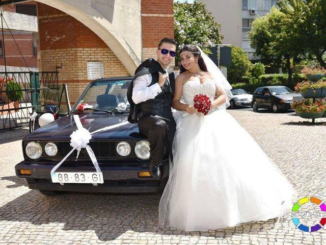 O casamento de Sérgio e Cláudia em Portela, Loures 31