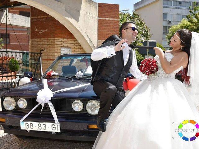 O casamento de Sérgio e Cláudia em Portela, Loures 52