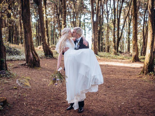 O casamento de Edd e Austeja em Sintra, Sintra 1