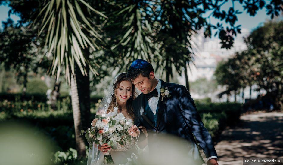 O casamento de Waqas e Haley em Lisboa, Lisboa (Concelho)