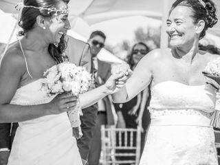 O casamento de Marisa e Cristina