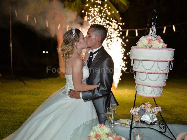 O casamento de Vera e Leonel