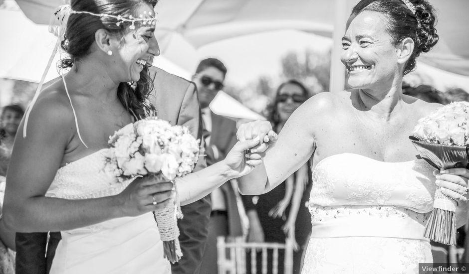 O casamento de Cristina e Marisa em Setúbal, Setúbal (Concelho)