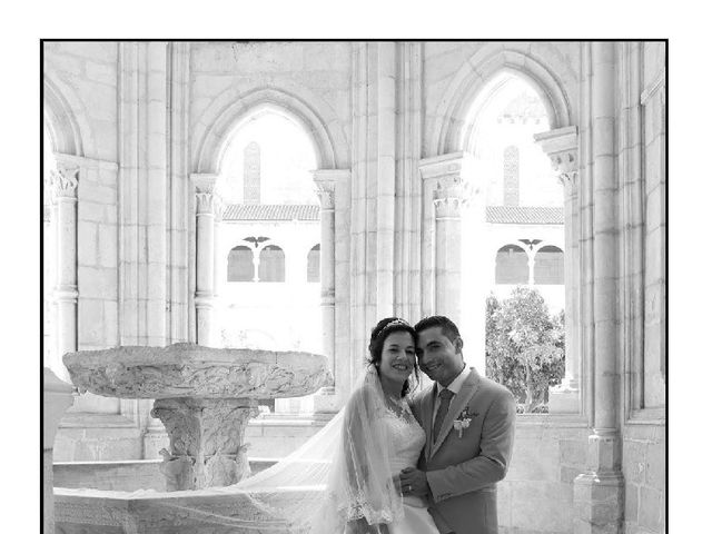 O casamento de Tiago  e Mafalda  em Alcobaça, Alcobaça 3