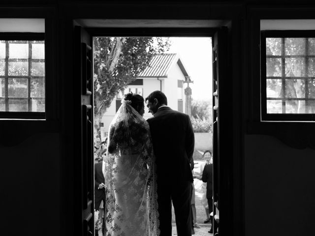 O casamento de Francisca e Gonçalo