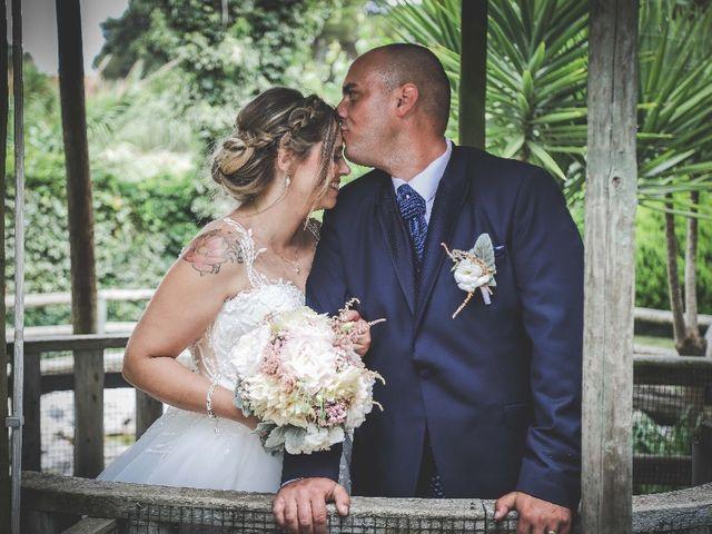 O casamento de Elodie  e Tiago