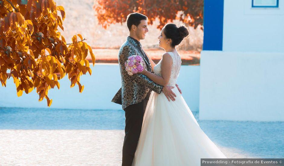 O casamento de Alexandre e Joana em Santarém, Santarém (Concelho)
