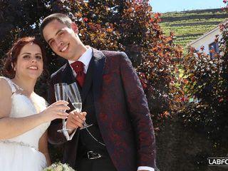 O casamento de André  e Joana