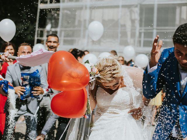 O casamento de Joel e Sara em Grijó, Vila Nova de Gaia 1