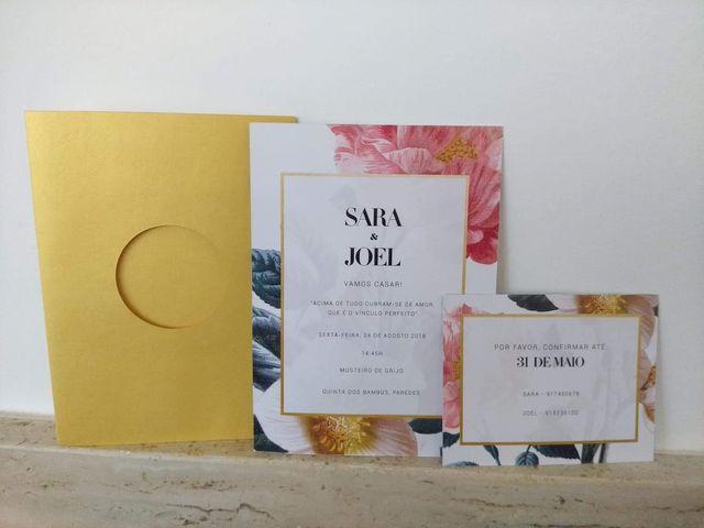 O casamento de Joel e Sara em Grijó, Vila Nova de Gaia 18