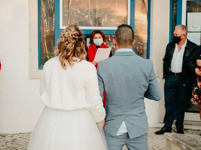 O casamento de Cláudio e Inês em Leiria, Leiria (Concelho) 15