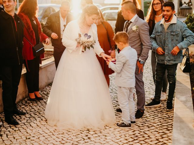 O casamento de Cláudio e Inês em Leiria, Leiria (Concelho) 17