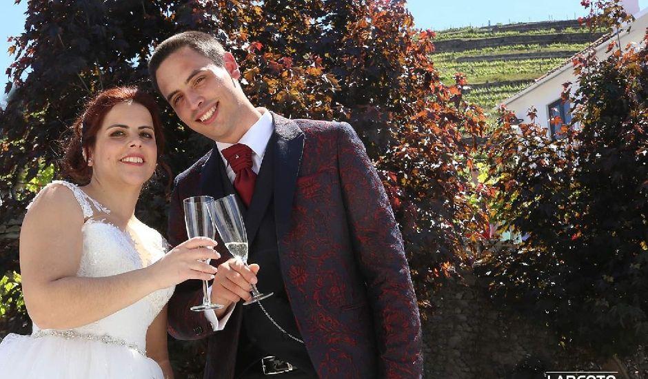 O casamento de Joana e André  em Lamego, Lamego