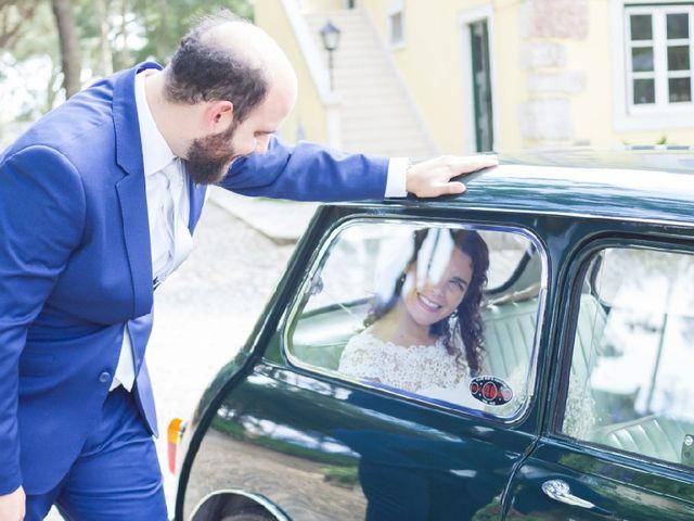 O casamento de André  e Inês  em Parede, Cascais 6