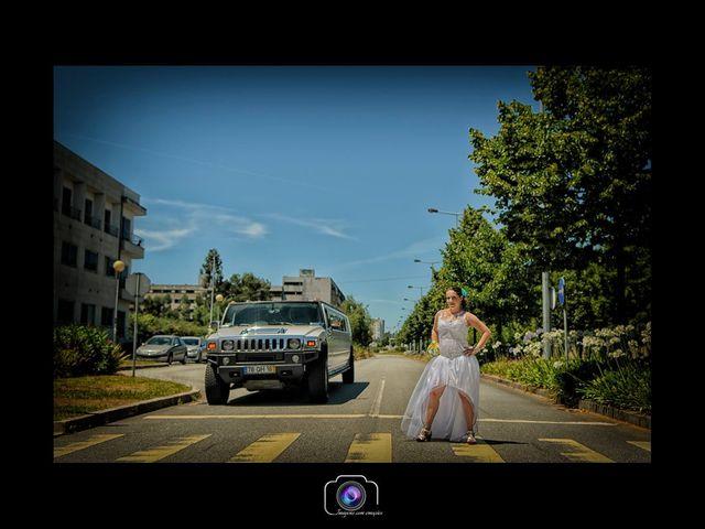 O casamento de Hebert e Sara em Azurara, Vila do Conde 2