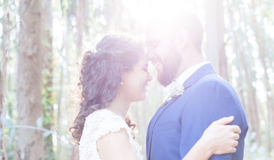O casamento de André  e Inês  em Parede, Cascais