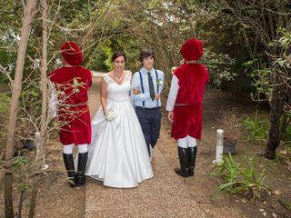 O casamento de Cláudia e João 2