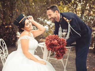 O casamento de Cláudia e João