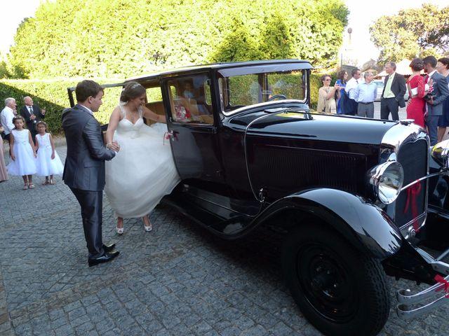 O casamento de Luís Miguel e Jéssica  em Mazarefes, Viana do Castelo (Concelho) 8
