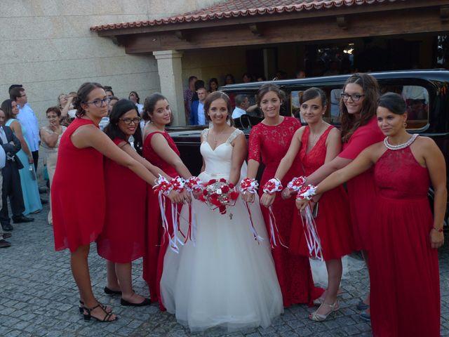 O casamento de Luís Miguel e Jéssica  em Mazarefes, Viana do Castelo (Concelho) 9