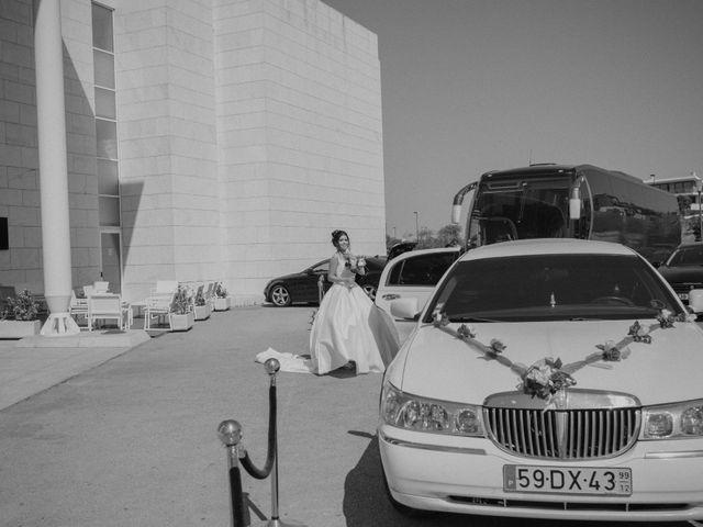 O casamento de Fagner e Taynara em Montijo, Montijo 12