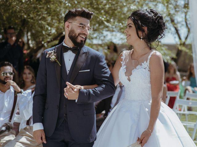 O casamento de Fagner e Taynara em Montijo, Montijo 21