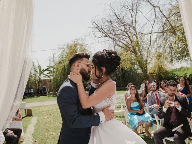 O casamento de Fagner e Taynara em Montijo, Montijo 23