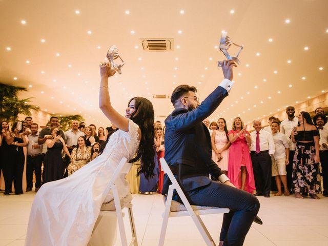 O casamento de Fagner e Taynara em Montijo, Montijo 33