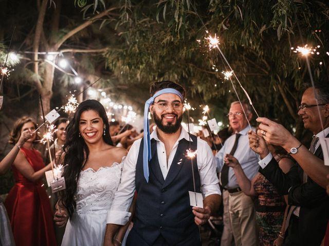 O casamento de Fagner e Taynara em Montijo, Montijo 36