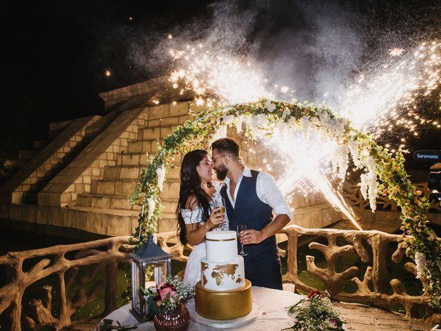 O casamento de Fagner e Taynara em Montijo, Montijo 37