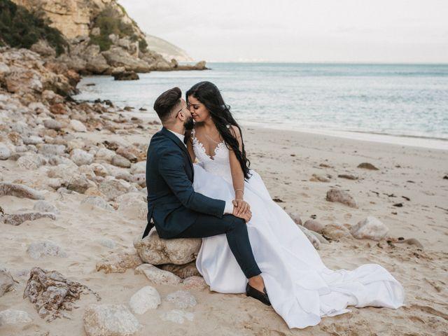 O casamento de Fagner e Taynara em Montijo, Montijo 40
